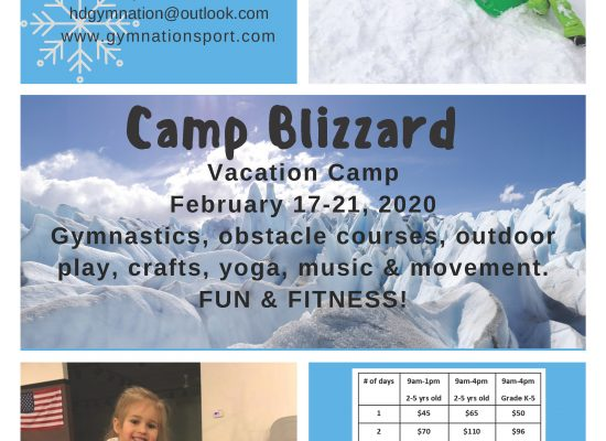 Camp Blizzard Kennebunk