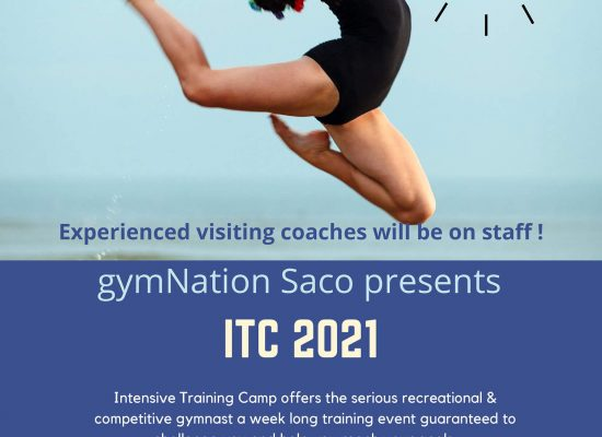 Intensive Training Camp Saco