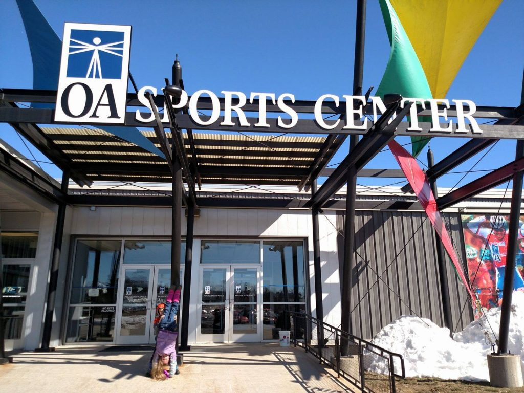 OA Sports Center Large