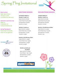 Spring Fling 2020 @ OA Sports Center   Saco   Maine   United States