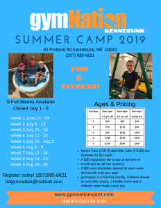 Kennebunk Summer Camp