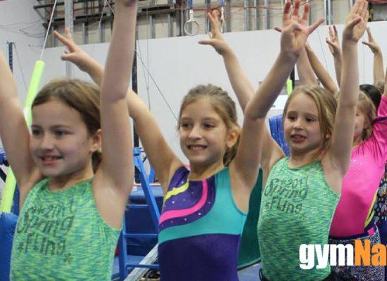 Saco Gymnastics Camps – Apr 2018