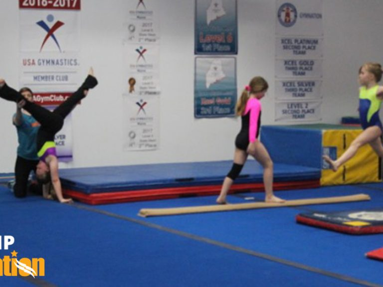 Gymnastics Camps – Dec 2017