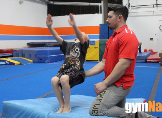 Gymnastics Camps – Feb 2018