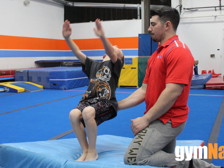 Gymnastics Camps – Apr 2018