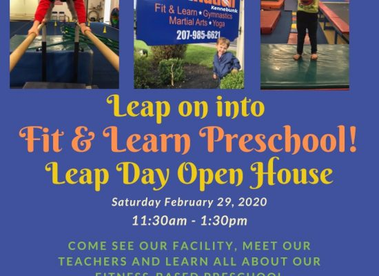 Leap Day Open House
