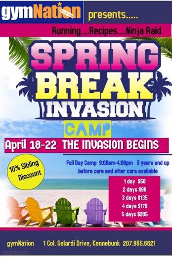 spring break 16